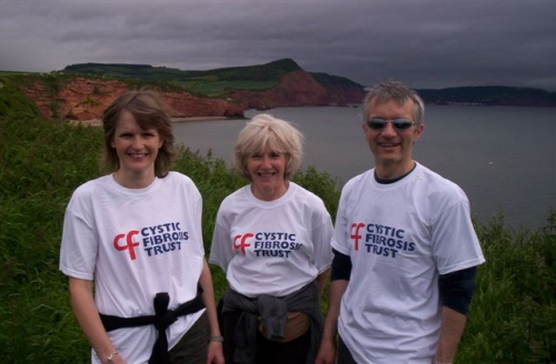 Budleigh Salterton to Sidmouth-moderate to strenuous-6.9 miles
