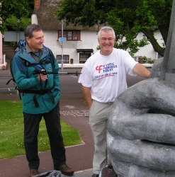 Minehead to Porlock Weir- moderate-9.5 miles