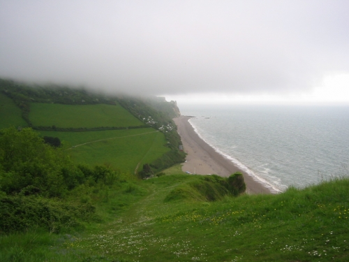 The South West Coast Path Challenge 2008