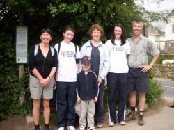Trevone to Porthcothan - easy 7.9 miles